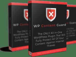 WP Content Guard